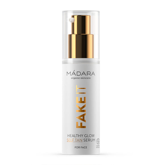 Madara FAKE IT Healthy Glow Self Tan Serum 30ml