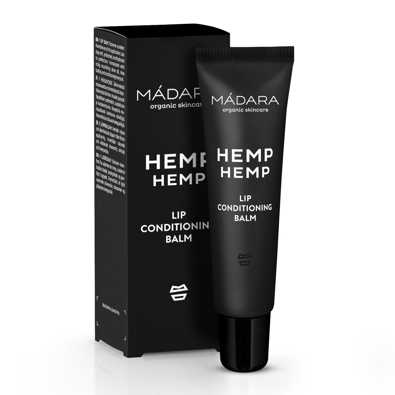 Madara Hemp Hemp Lip Conditioning Balm 15ml