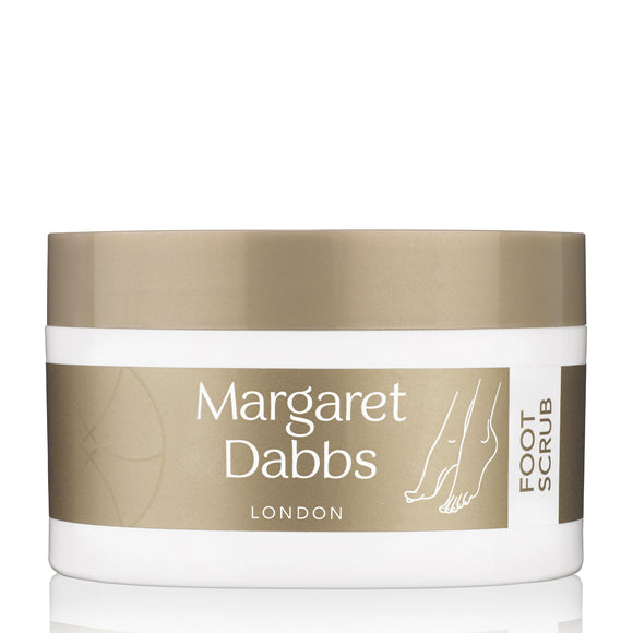 Margaret Dabbs Natural Foot Scrub 150g