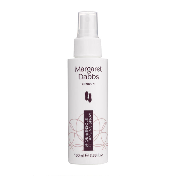 Margaret Dabbs Shoe & Insole Cleansing Spray 100ml