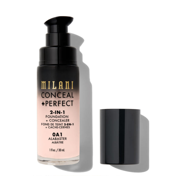 Milani Conceal + Perfect 2-in-1 Foundation + Concealer 30ml