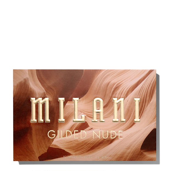 Milani Gilded Nude Palette 9.6g