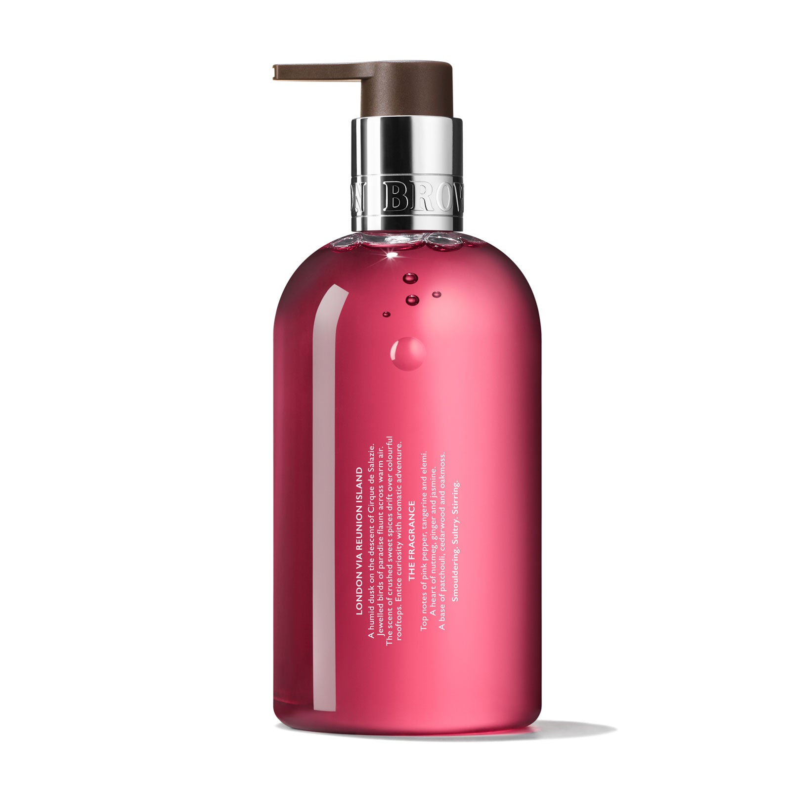 Molton Brown Fiery Pink Pepper Fine Liquid Hand Wash 300ml