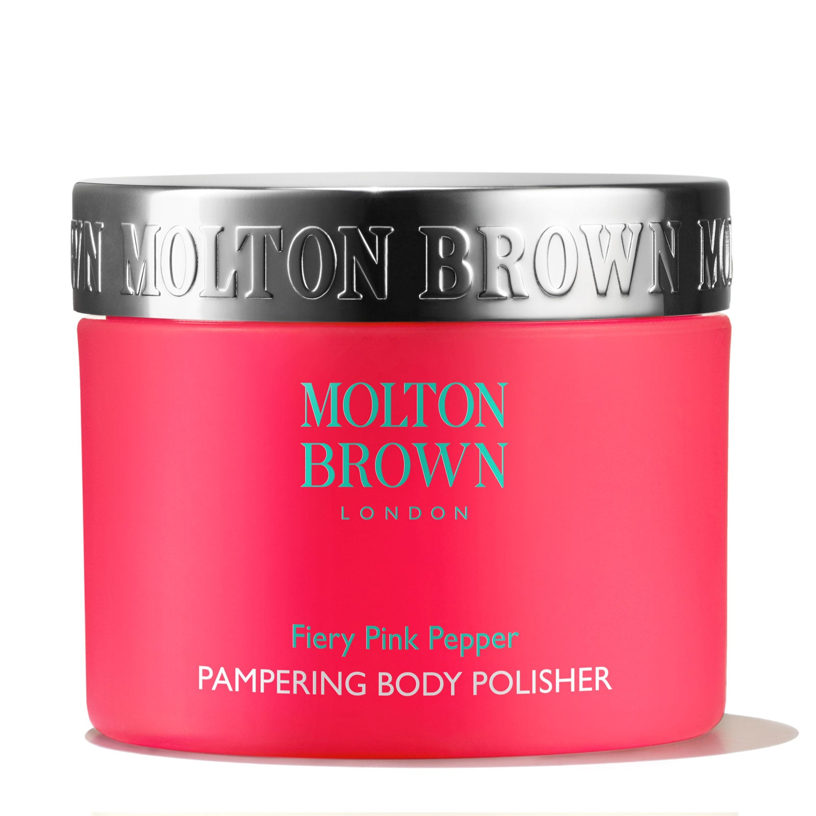 Molton Brown Fiery Pink Pepper Pampering Body Scrub 275g