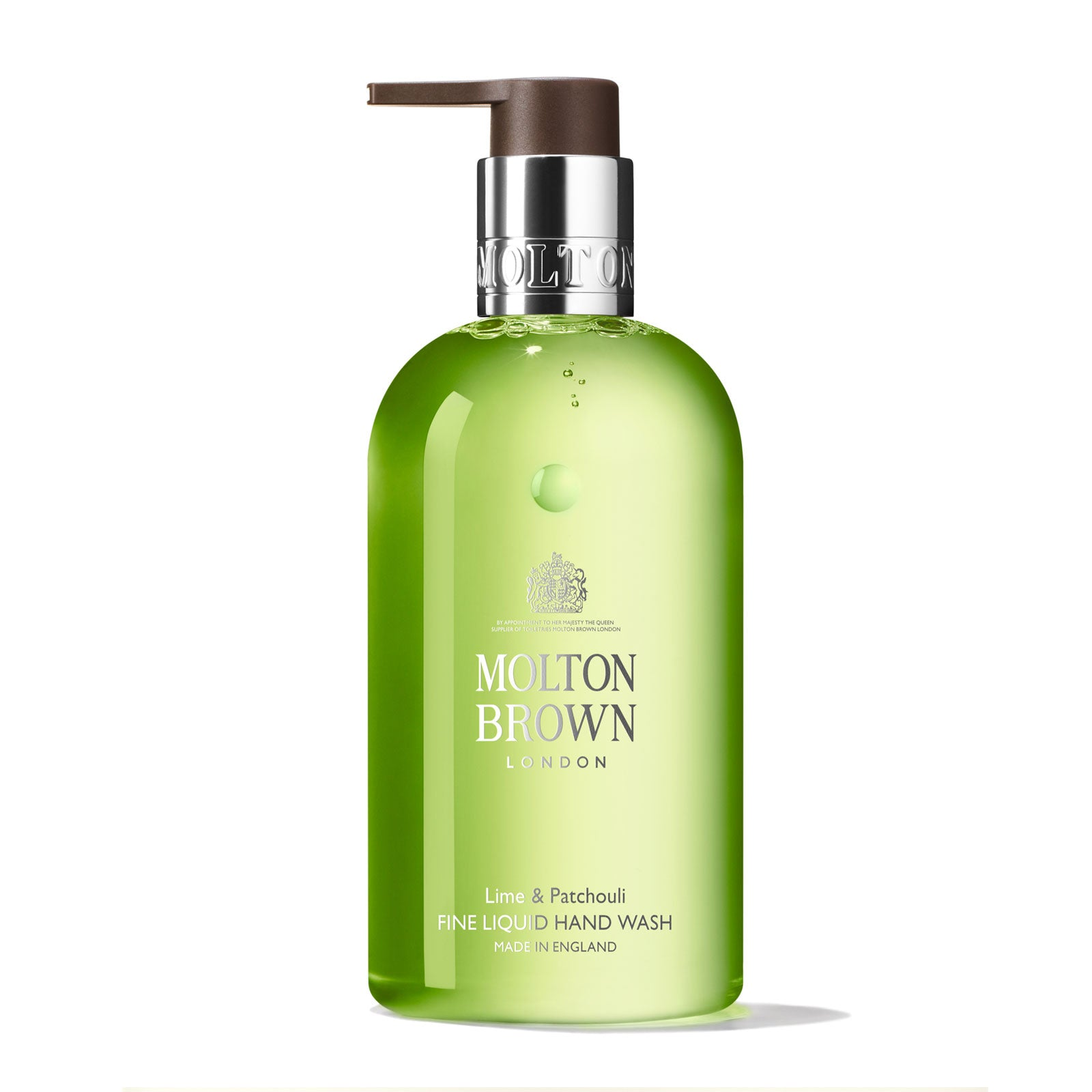 Molton Brown Lime & Patchouli Fine Liquid Hand Wash 300ml