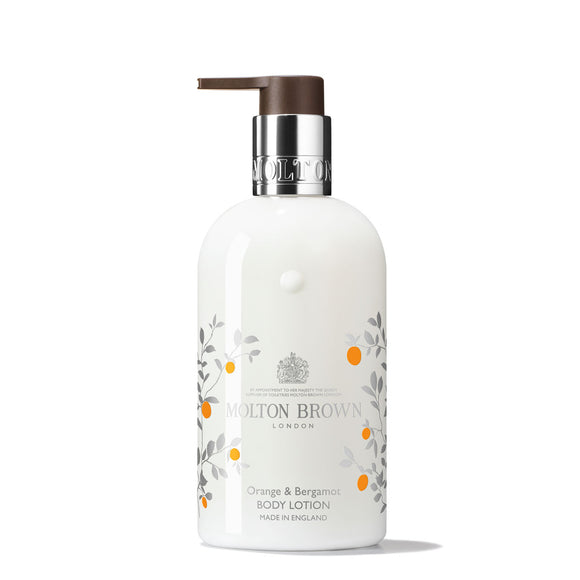 Molton Brown Orange & Bergamot Body Lotion 300ml - Limited Edition