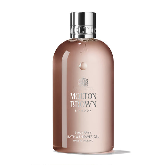 Molton Brown Suede Orris Bath & Shower Gel 300ml