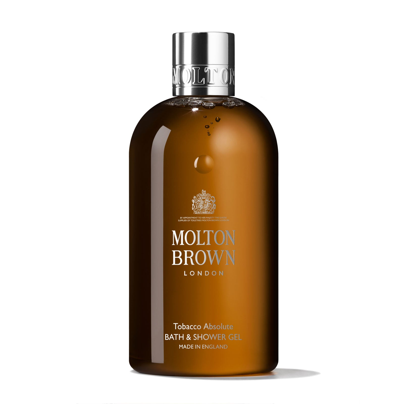 Molton Brown Tobacco Absolute Bath & Shower Gel 300ml