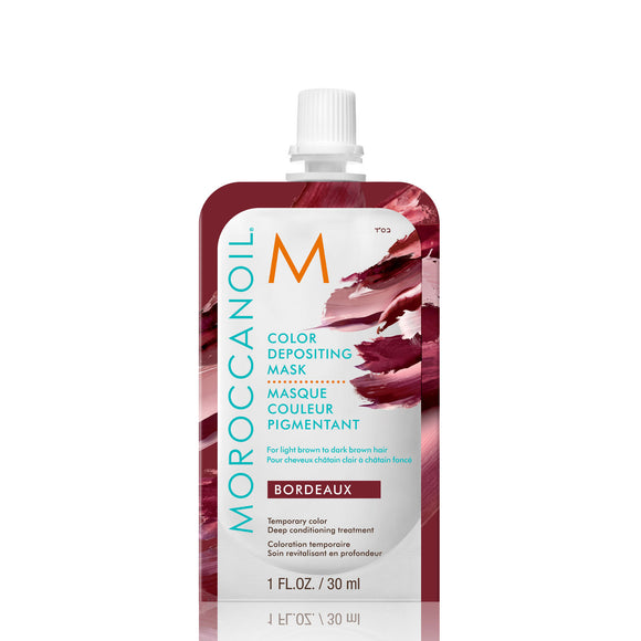 Moroccanoil Color Depositing Mask- Bordeaux 30ml