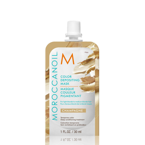 Moroccanoil Color Depositing Mask- Champagne 30ml