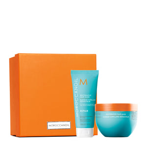 Moroccanoil Restorative Mask 250ml with Free Restorative Mask 75ml