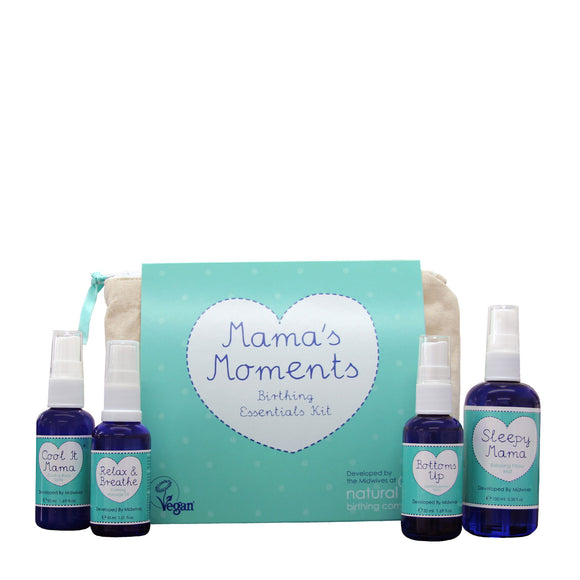 Natural Birthing Company Mamas Moments Birthing Essentials Kit