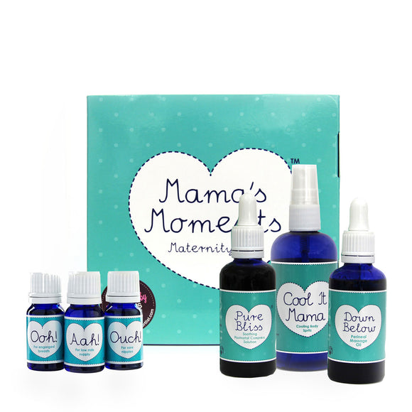 Natural Birthing Company Mamas Moments Maternity Kit Mummy to Be Giftset