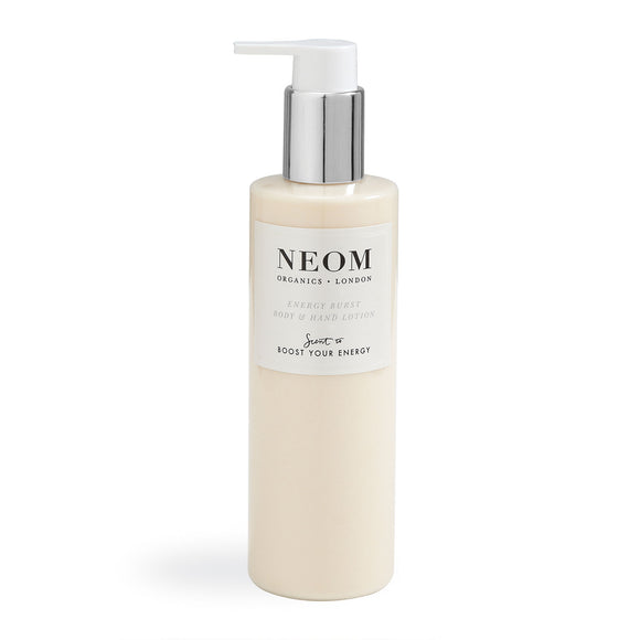 NEOM Organics London Burst of Energy Body & Hand Lotion 250ml