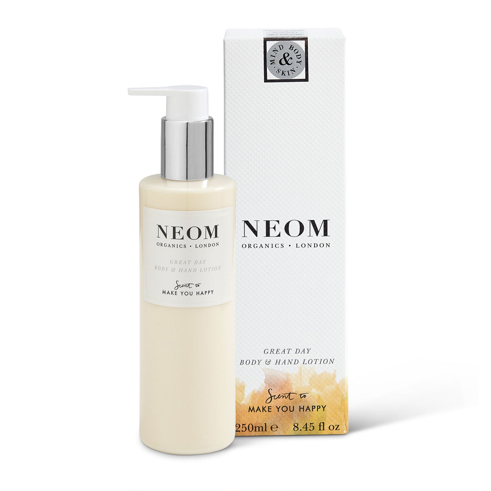 NEOM Organics London Great Day Body & Hand Lotion 250ml