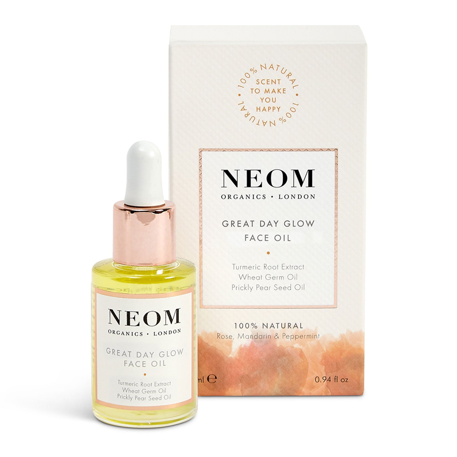 NEOM Organics London Great Day Glow Face Oil 28ml