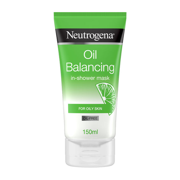 Neutrogena Oil Balancing In-Shower Mask 150ml