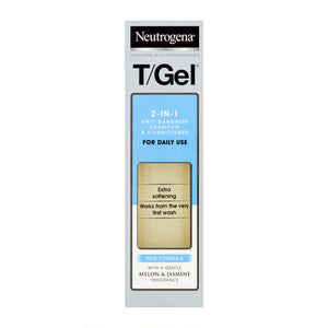 Neutrogena T/Gel 2-in-1 Anti Dandruff Shampoo Plus Conditioner 250ml
