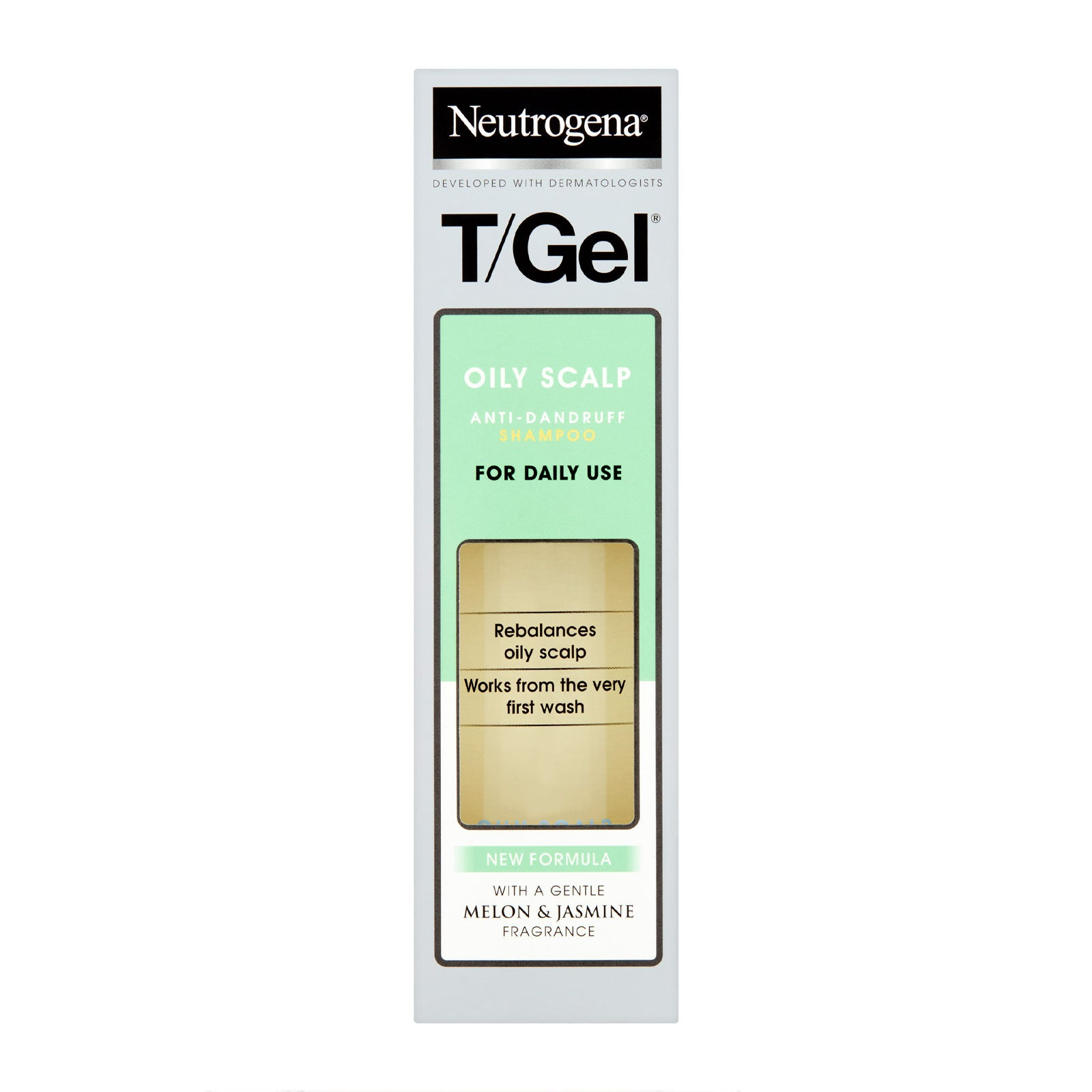 Neutrogena T/Gel Shampoo for Oily Scalp 250ml