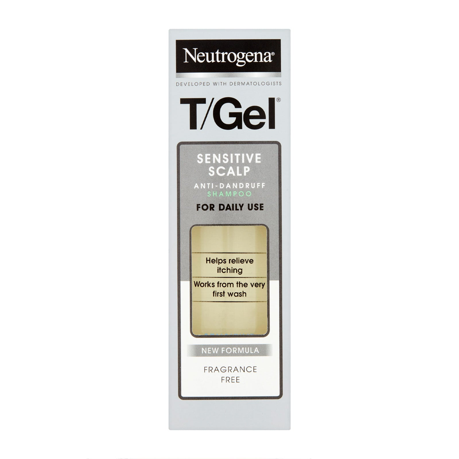 Neutrogena T/Gel Shampoo Sensitive Scalp 125ml
