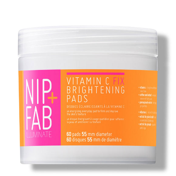 NIP+FAB Vitamin C Fix Brightening 80 Pads