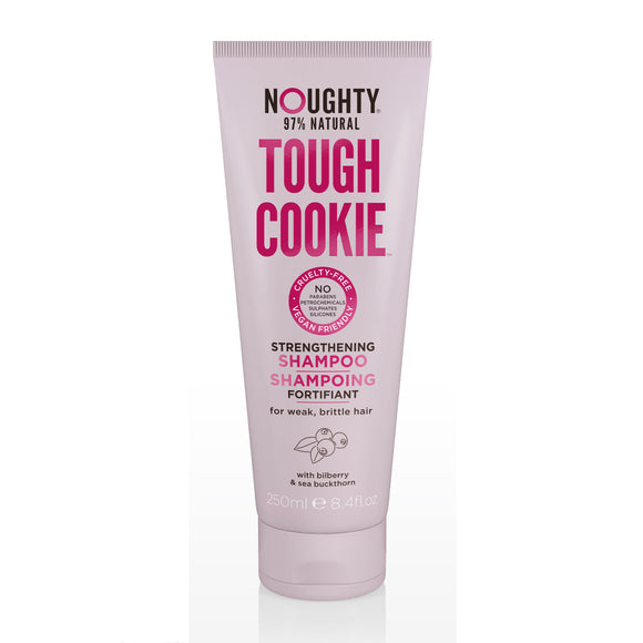 Noughty Tough Cookie Shampoo 250ml
