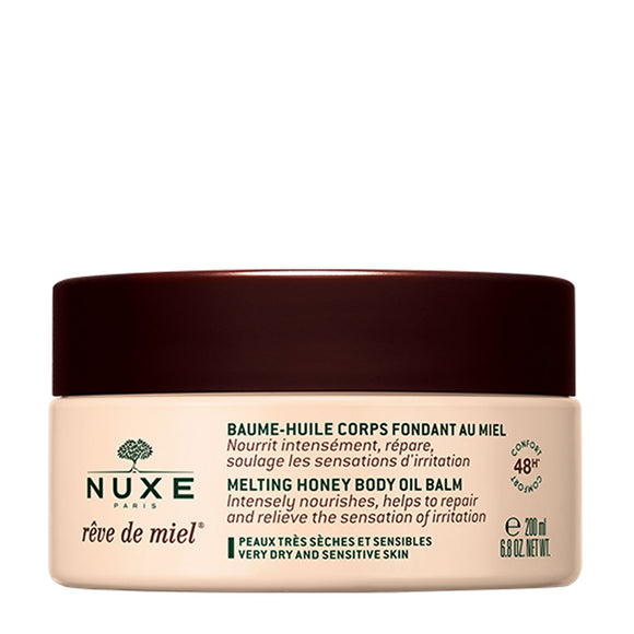 NUXE Rêve de Miel Body Oil Balm 200ml