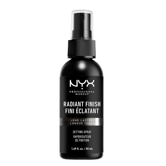 NYX Professional Makeup Radiant Finish Setting Spray 50ml