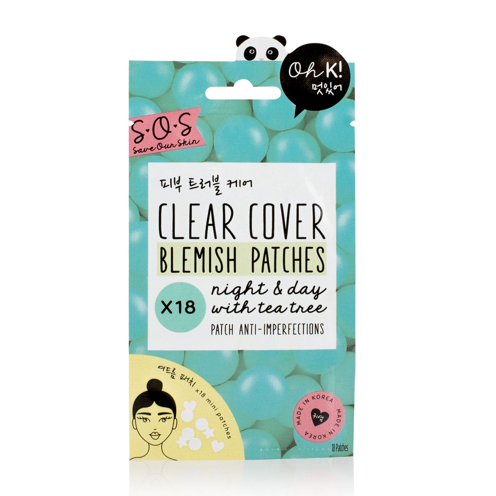 Oh K! Clarifying Blemish Patches x 18