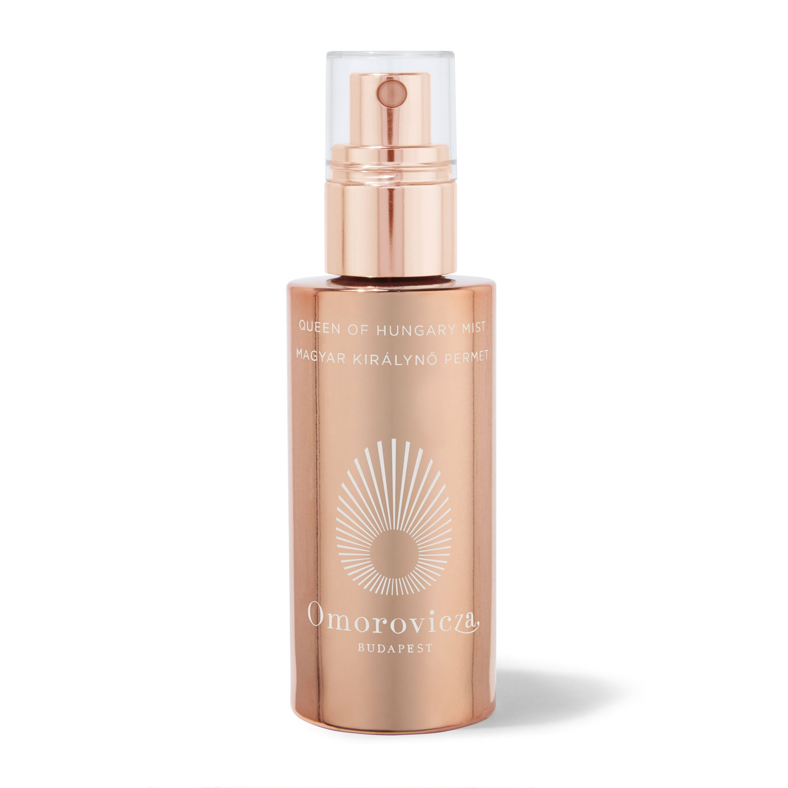 Omorovicza Queen of Hungary Mist 50ml - Rose Gold Limited Edition