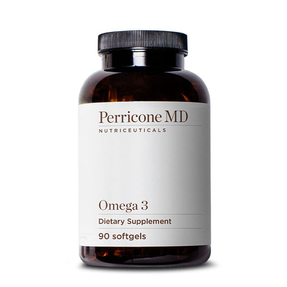 Perricone MD Omega 3 Dietary Supplement 90 Softgels
