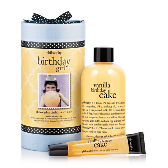 philosophy birthday girl gift set 2 piece