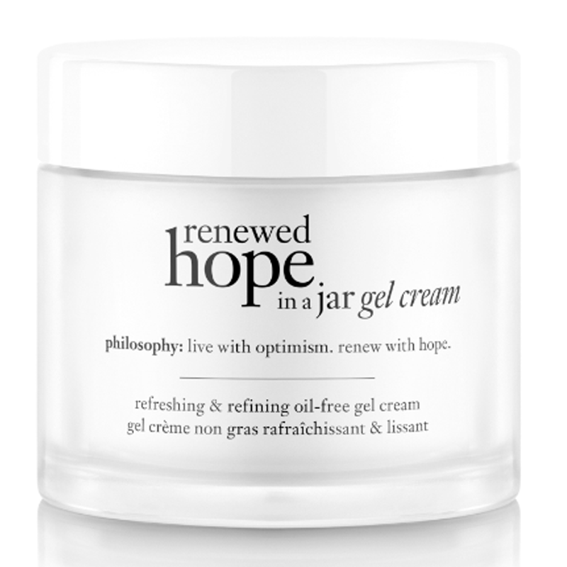 philosophy renewed hope in a jar oil free 60ml