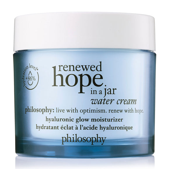 philosophy renewed hope water cream 57ml