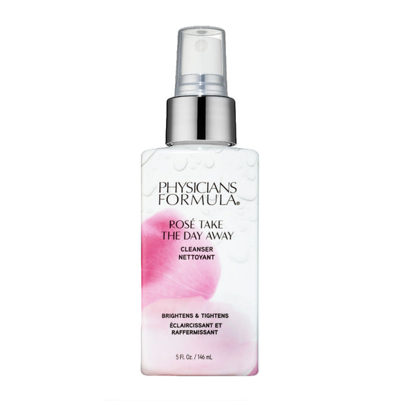Physicians Formula Rosé Take The Day Away Cleanser 146ml