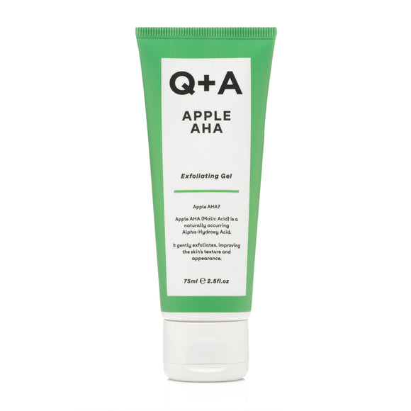 Q+A Apple AHA Exfoliating Gel 75ml