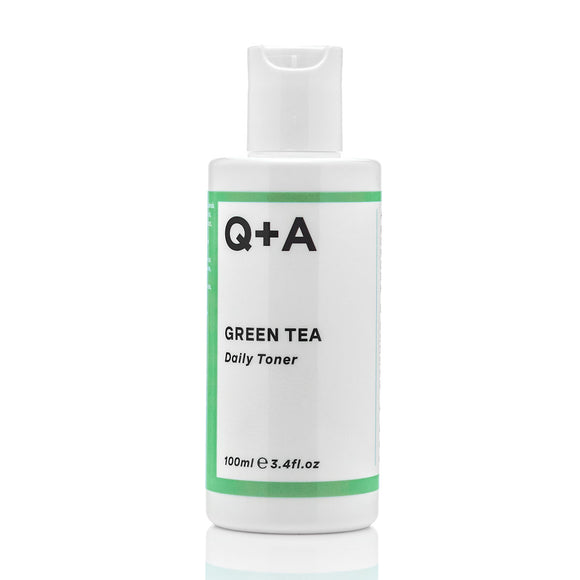 Q+A Green Tea Toner 100ml