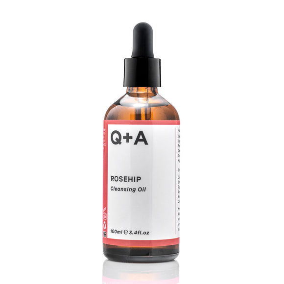 Q+A Rosehip Cleansing Oil 100ml