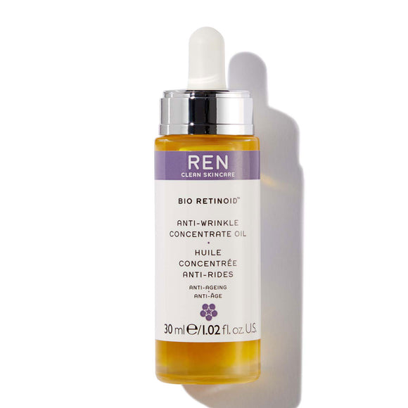 Ren Clean Skincare Bio Retinoid Anti-Ageing Concentrate Oil 30ml