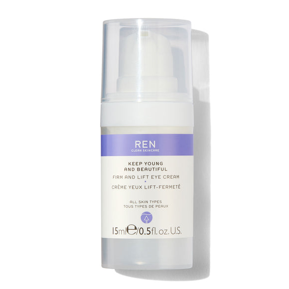 REN Keep Young And Beautiful™ Firm And Lift Eye Cream 15ml