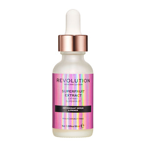 Revolution Skincare Superfruit Extract Serum & Primer 30ml