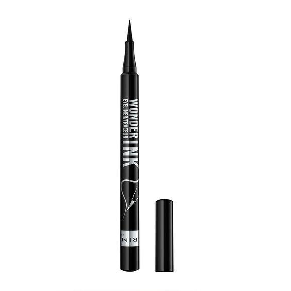 Rimmel Wonder'Ink Liquid Eyeliner Black 1.2ml