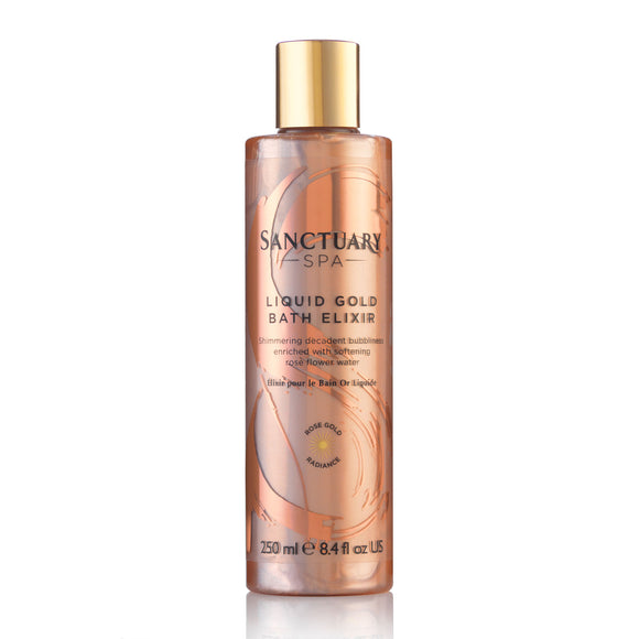 Sanctuary Spa Rose Radiance Precious Bath Elixir 250ml