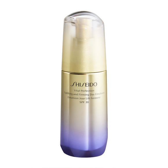 Shiseido Vital Perfection Uplifting and Firming Day Emulsion 75ml