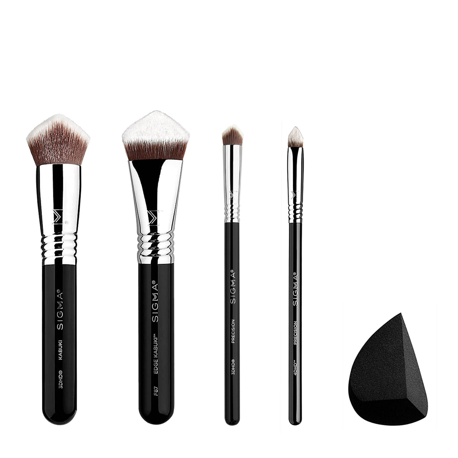 Sigma Every Angle Brush Set - Feelunique Exclusive