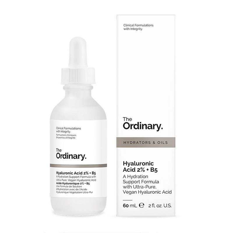 The Ordinary Hyaluronic Acid 2% + B5 60ml