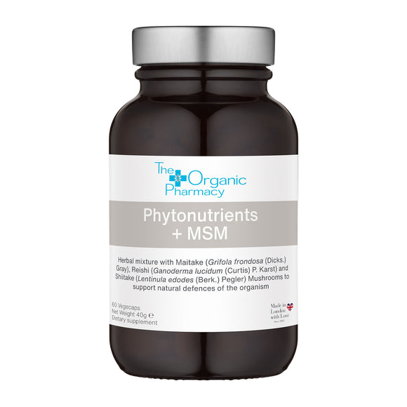 The Organic Pharmacy Phytonutrient 60 Capsules