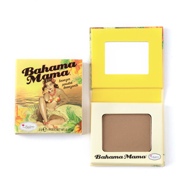 theBalm Mama Collection - Bahama Mama Bronzer Travel Size 3g