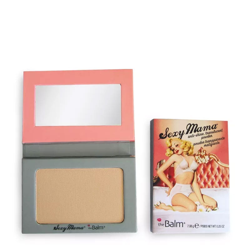 theBalm Mama Collection - Sexy Mama Anti-Shine Translucent Powder 7.08g