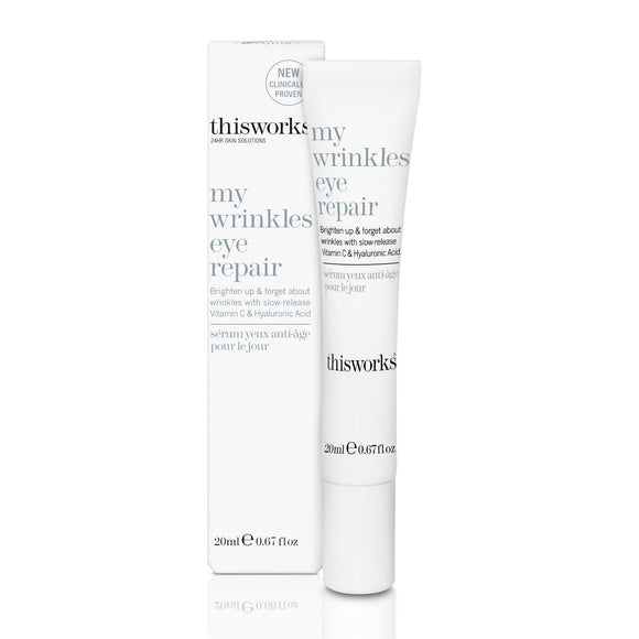 this works My Wrinkles Eye Repair 20ml